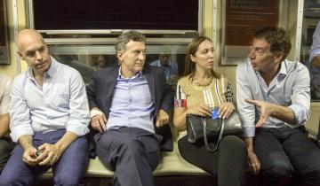 Imagen de La interna de Juntos por el Cambio: Santilli y Carrió serán candidatos en la Provincia mientras Vidal se refugia en la Ciudad