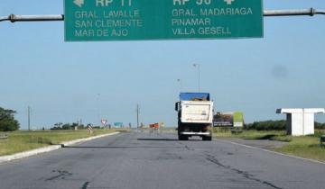 Imagen de Esta tarde comienza la restricción de camiones en rutas de la Provincia por el recambio turístico