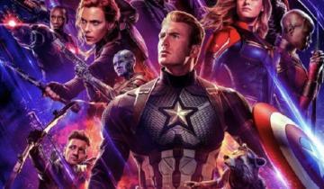 Imagen de Avengers: Endgame sigue primera en Argentina