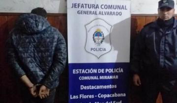 """Imagen de """"Cuento del Tío"""" en Miramar: lo descubrieron, escapó y lo encontraron ¡dentro de una laguna!"""