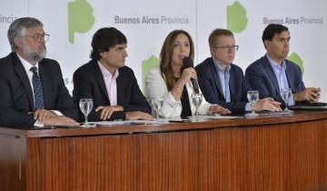 Imagen de Hasta en Cambiemos ya piensan cómo cambiar a Vidal por Macri