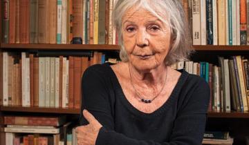 """Imagen de Polémica con la intelectual Beatriz Sarlo: """"Me ofrecieron la vacuna bajo la mesa y les dije que prefiero morirme ahogada de Covid"""""""