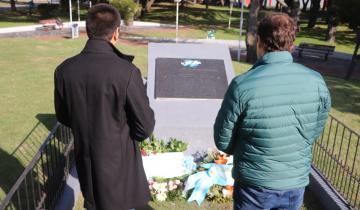 Imagen de En La Costa se homenajeó a los soldados locales caídos en Malvinas de una manera especial