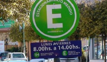 Imagen de Hasta el 5 de enero no se cobrará estacionamiento medido en Dolores