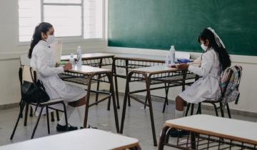 Imagen de Se modificaron los protocolos para la vuelta a clases: cuáles son los aspectos más salientes