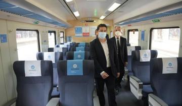 Imagen de El lunes se retoma el servicio de trenes a Mar del Plata y ya hay una alta demanda de pasajes