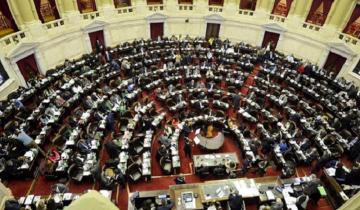 Imagen de Tras más de 17 horas de debate, discusiones y peleas se aprobó el Presupuesto 2019 en Diputados