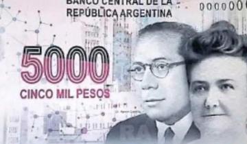Imagen de Por qué repudian la posible presencia del Dr. Ramón Carrillo en el billete de 5 mil pesos