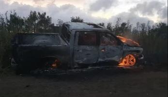 Imagen de Delincuentes robaron y golpearon a un matrimonio en un establecimiento rural de Miramar