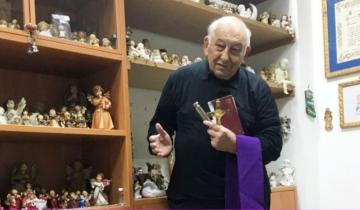 Imagen de El Padre Taraborelli puede rescatar a Alberto, por Jorge Asís