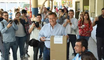 Imagen de Elecciones 2019: el oficialismo mantiene la Gobernación en Mendoza