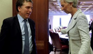 Imagen de El Gobierno pagará en 2019 más de 1 millón de pesos por minuto de deuda con el FMI