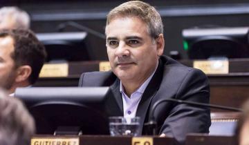 Imagen de El dolorense Ramiro Gutiérrez ingresó a la Cámara de Diputados de la Nación