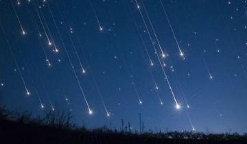 Imagen de Lluvia de meteoritos Líridas, el fenómeno astronómico para ver en cuarentena