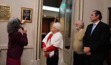 Imagen de En Dolores se homenajeó al director teatral Carlos Zuleta