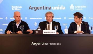 Imagen de Coronavirus en la Argentina: Alberto Fernández anunció la extensión de la cuarentena hasta el 7 de junio