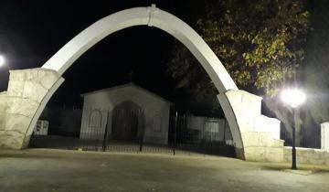 Imagen de Rauch: debían enviar dos cuerpos al crematorio de Dolores, pero se confundieron y enviaron uno que no era