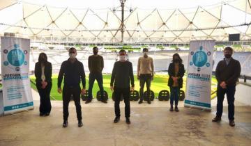 Imagen de Los Juegos Bonaerenses 2020 se harán de forma virtual por la emergencia sanitaria