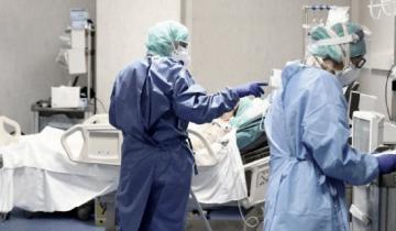 Imagen de Coronavirus en la Argentina: hay 4.858 internados en unidades de terapia intensiva