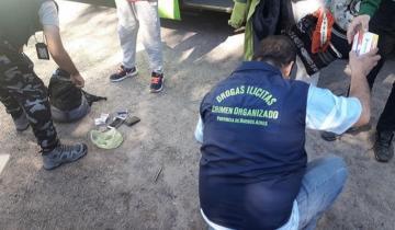 Imagen de La policía secuestró marihuana en un operativo de rutina en Castelli