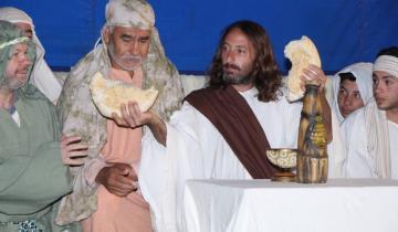 Imagen de Vía Crucis, Jesús es el Camino y La Pasión según San Juan: así serán las celebraciones por las Pascuas en La Costa, Castelli, Dolores y Madariaga