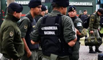 Imagen de Desembarcan 500 gendarmes en Mar del Plata para reforzar la seguridad