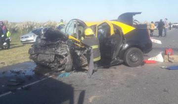 Imagen de Accidente en la Ruta 11: confirman un muerto por el accidente cerca de San Clemente