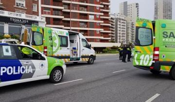 Imagen de Maratón de Mar del Plata: un joven sufrió un paro cardíaco y se encuentra en estado delicado