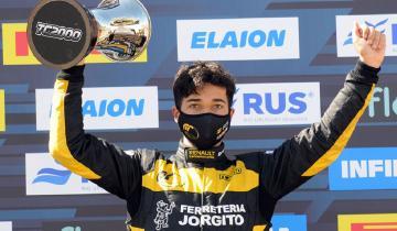 Imagen de Jorge Barrio, el chico de Pinamar que no tiene registro pero ya es una de las grandes promesas del automovilismo nacional