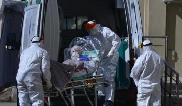 Imagen de Record de contagios de Coronavirus en el país: se notificaron 16.447 nuevos casos