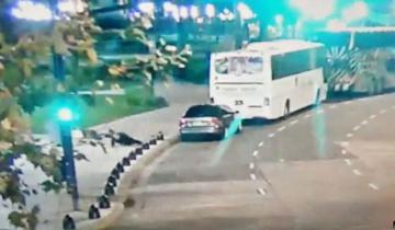 Imagen de El impresionante video del ataque al diputado Héctor Olivares en el Congreso