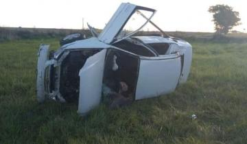 Imagen de Se registraron dos accidentes en la Ruta 11 en las últimas horas
