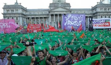 Imagen de Por octava vez se presentará en el Congreso el proyecto de Aborto Legal, Seguro y Gratuito