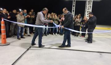 Imagen de Se inauguró una estación de servicio en General Conesa