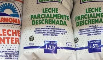 Imagen de El gobierno de Macri aumenta hoy la leche un 40% para desde el lunes congelar el precio durante seis meses