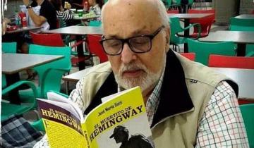 Imagen de Se presenta hoy un libro sobre Hemingway en la Escuela Normal de Dolores
