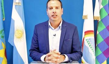 """Imagen de Mensaje del intendente de La Costa a la comunidad: """"Estamos trabajando fuerte para contenerlos y cuidarlos"""""""