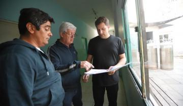 Imagen de Oficial: el intendente de La Costa anunció la construcción de un Hospital Municipal Odontológico