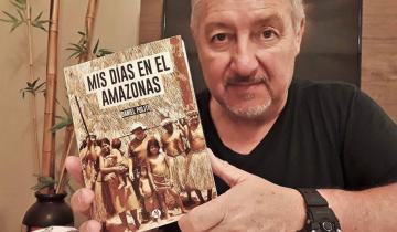 Imagen de Vivir en el Amazonas: la aventura de un médico que ahora es libro