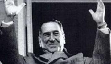 Imagen de Se cumplen 124 años del nacimiento de Juan Domingo Perón