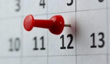 Imagen de Feriado del 12 de octubre: ¿es el sábado o se pasa al lunes?