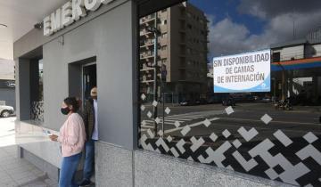 Imagen de Advierten  sobre la tensión del sistema de salud en Mar del Plata y la zona