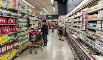 Imagen de La inflación en abril fue del 4,1%