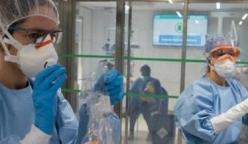 Imagen de Son 10.211 los enfermos de coronavirus en la provincia de Buenos Aires