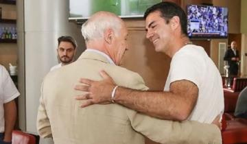 Imagen de Roberto Lavagna confirmó a Juan Manuel Urtubey como su compañero de fórmula presidencial