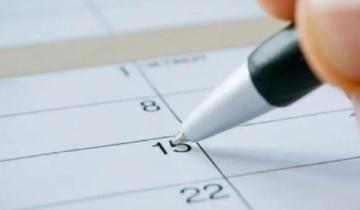 Imagen de La semana próxima habrá dos feriados: cuándo y qué se conmemora