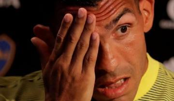 Imagen de Tevez, enojado por la polémica foto en Maipú y multado por no respetar el distanciamiento