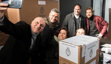 """Imagen de Elecciones 2019 en vivo: Espert pidió que """"no voten por bronca ni por miedo, voten con el corazón"""""""