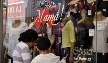 Imagen de Ventas por el Día de la Madre: fuerte caída del 12 por ciento