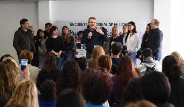 """Imagen de Rossi:""""La política económica de Macri es inmoral"""""""